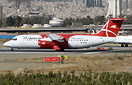 Qeshm Air Latest Delivered RJ100 ! This is Also the First Avro RJ With...