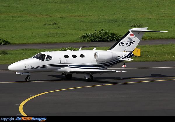 Cessna Citation Mustang Oe Fwf Aircraft Pictures Photos
