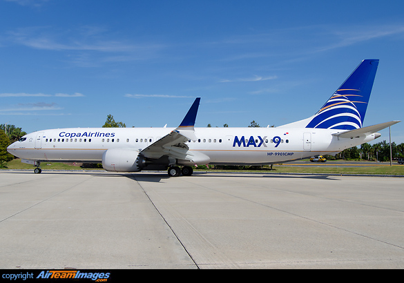 Boeing 737-9 MAX