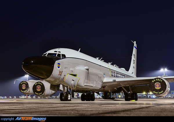 Boeing RC-135V Rivet Joint