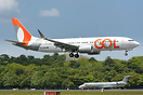 The newst and the 4th B38M for GOL Linhas Aereas landing in your first...