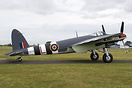 Being towed for first public appearance on static display at NZ Warbir...
