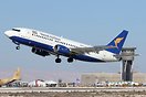 New airline based on Sari, Iran,operating a fleet of 3 Boeing 737 airc...