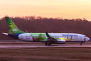 Der Grinch special livery recently released in promotion of the new fi...