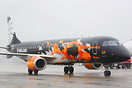 "New Belavia special livery ""World of Tanks"""