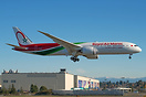 Royal Air Maroc's first 787-9 long haul dreamliner painted in special ...