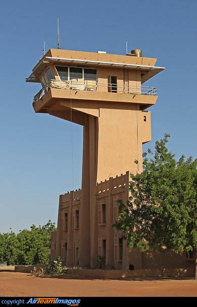 Tombouctou Control Tower