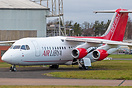 Recent addition to the Air Libya fleet is this RJ100 which came out of...