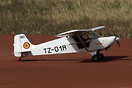 Used as trainer and utility aircraft.