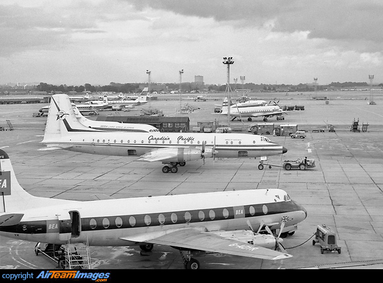 London Heathrow Airport 1964