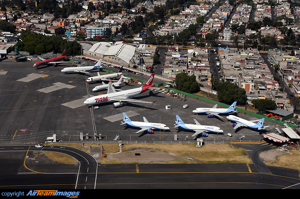 Mexico City Intl Airport