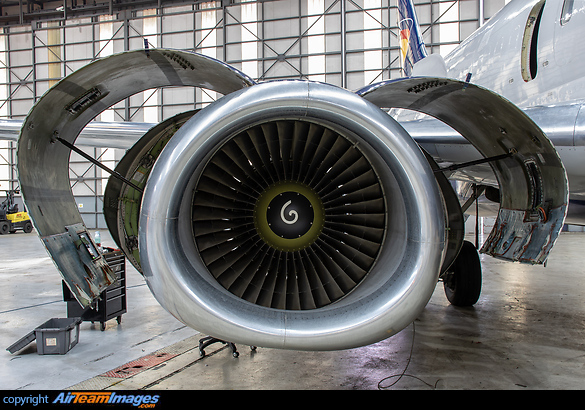 CFM56-3B2 Engine