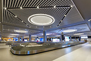 Istanbul New Airport Terminal Building baggage claim