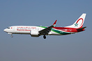 New Royal Air Maroc livery