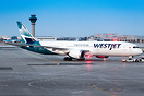 First Boeing 787 Dreamliner for WestJet