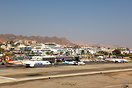 Overview Eilat Airport