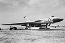 The third production Avro Vulcan B1