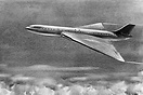 The Avro Atlantic was a proposed civilian airliner version of the Brit...