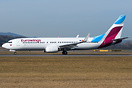 First 737 in full Eurowings livery
