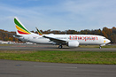 Ethiopian Airlines Boeing 737-8 MAX ET-AVJ crashed on 10th March 2019 ...