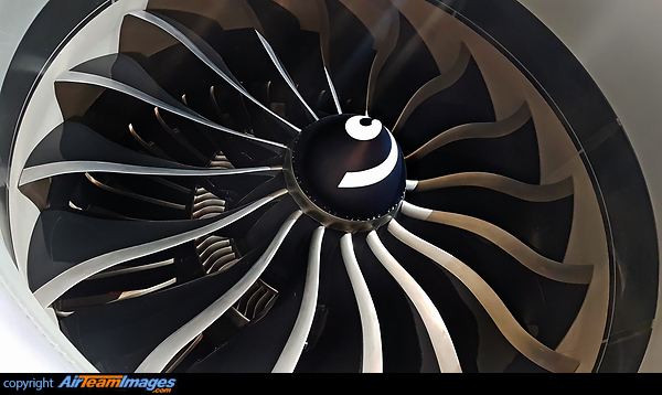 General Electric GE9X Engine