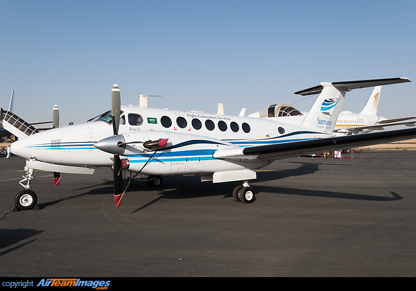 Beechcraft B300 King Air 350