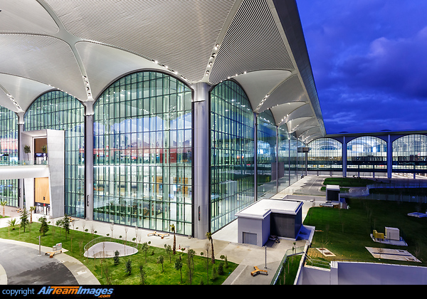 Istanbul - New Airport