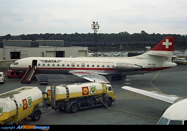 Sud Aviation Caravelle 10R