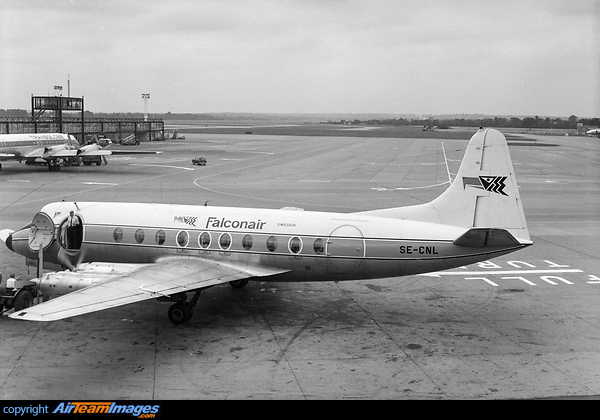 Vickers 784D Viscount
