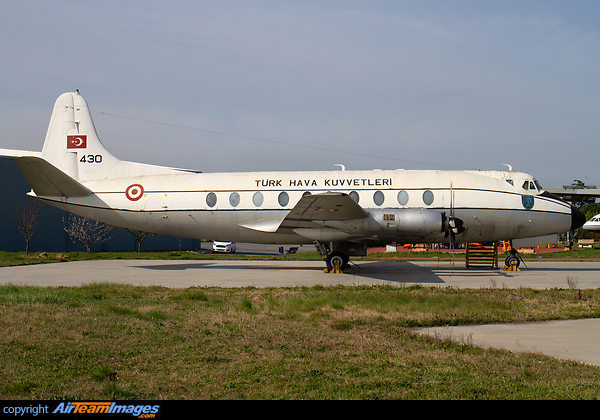 Vickers Viscount 794D
