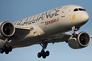 "First (of 23) B787  to the colors of ""Star Alliance"" in the Ethiopian ..."