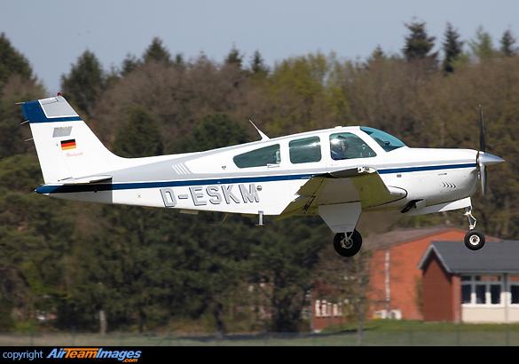 Beechcraft F33A Bonanza (D-ESKM) Aircraft Pictures & Photos