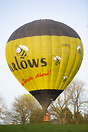 Seen here at A Balloon meet in the Yorkshire Dales