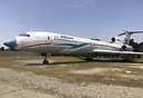 Brought to Tehran Aviation Exhibition and Preserved here with an Unkno...