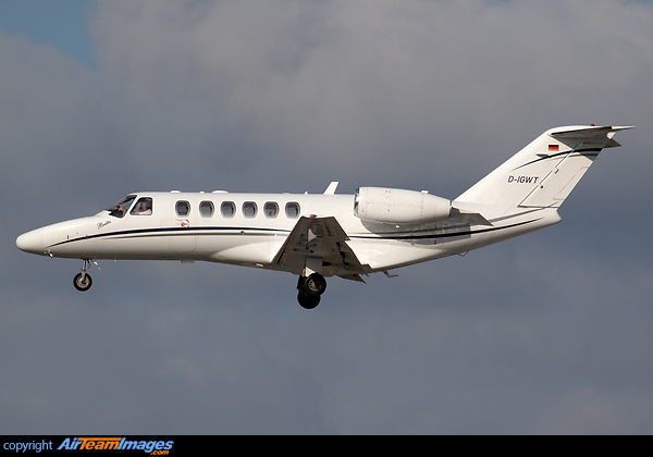 Cessna CitationJet CJ2+