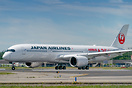 1st Japan Airlines A350-900 on first flight.