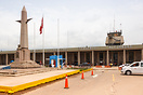 Cusco Airport terminal building