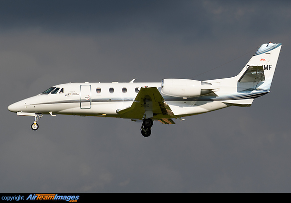 Cessna 560xl Citation Xls Plus Oo Vmf Aircraft Pictures