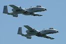 Fairchild A-10A Thunderbolt II