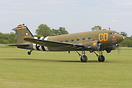 'Betsy's Biscuit Bomber'in the UK for the D-Day 75th anniversary comme...