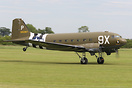 This C-47 visited the UK for the D-Day 75th anniversary commemoration.