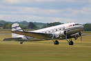 This DC-3 was visiting the UK for the D-Day 75th anniversary commemora...