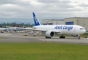 ANA Cargo's latest 777 freighter