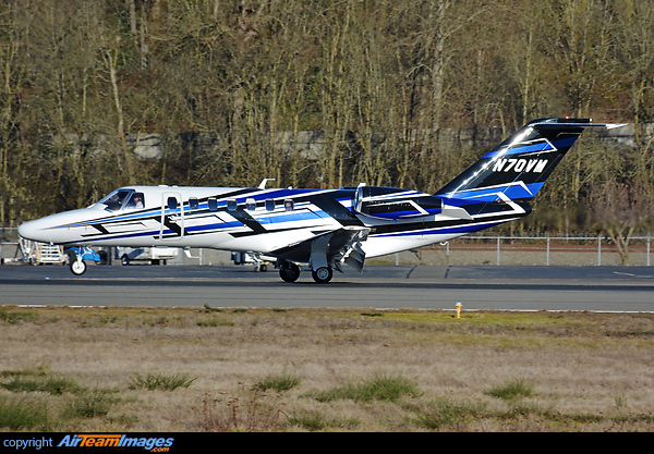 Cessna CitationJet CJ3+