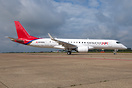 Mitsubishi renames MRJ as SpaceJet - Paintjob by MAAS Aviation Maastri...