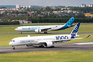 AIRBUS family, A350-1000 and A330 NEO