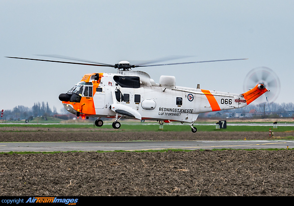 Westland Sea King Mk43B