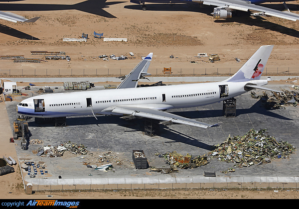 Airbus A340-302
