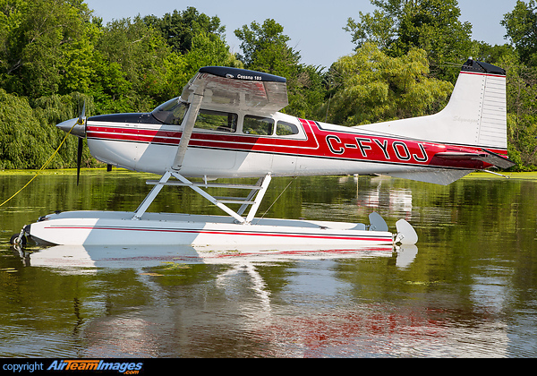 Cessna 185B Skywagon