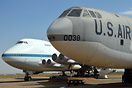 Basking in the California sun, 2 mighty heavies sit side by side at th...